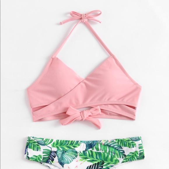 d76ebc1b70 SHEIN Swim | New Bathing Suit Bikini Top Only | Poshmark